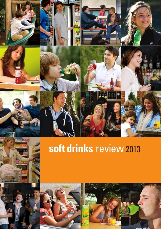 soft drinks review 2013
