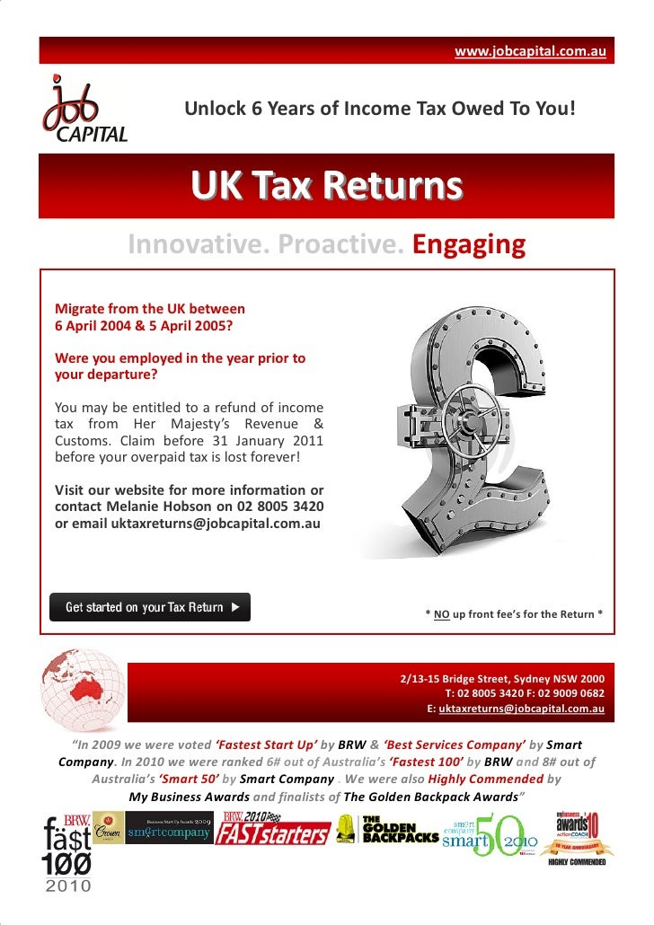 Uk tax return   last chance