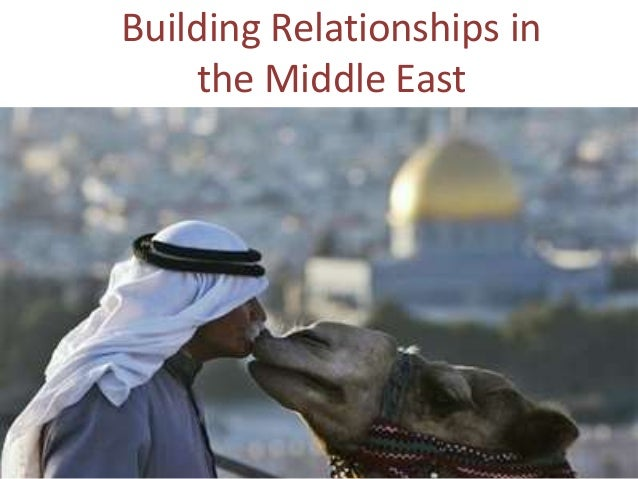 UKTI Building Relationships in the Middle East