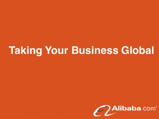 SME Growth Hack: Alibaba 'Taking Your Business Global'