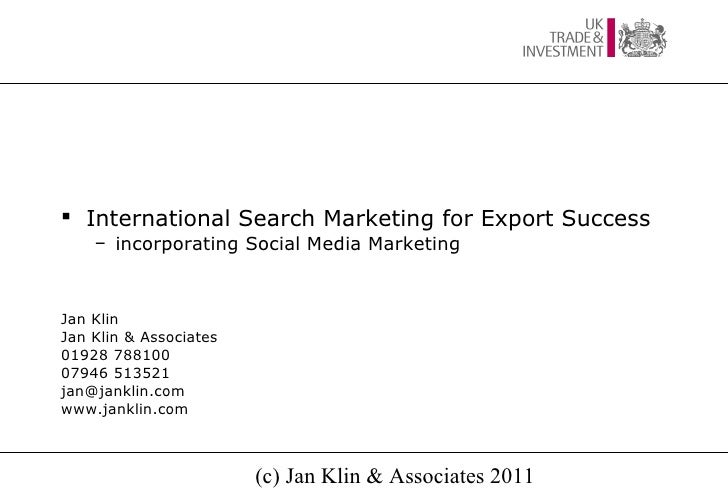 Uktinw online marketing-july2012