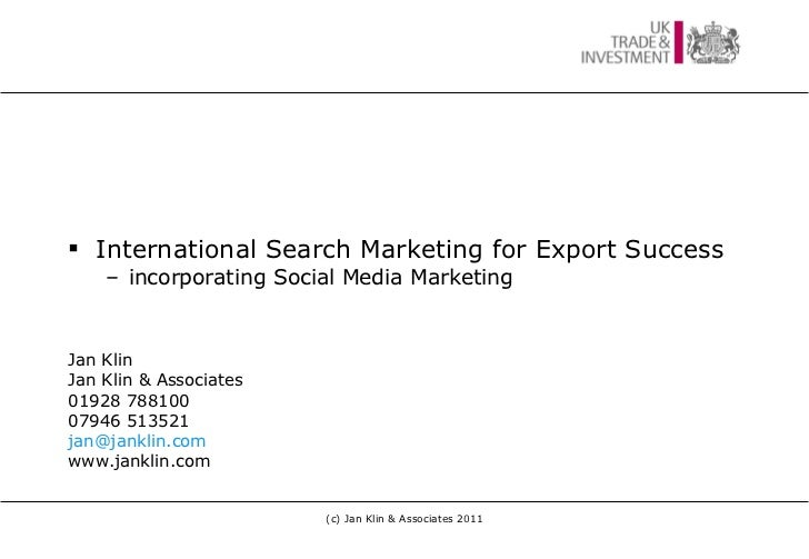 Uktinw online marketing-june2011