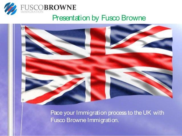UK visa and immigration