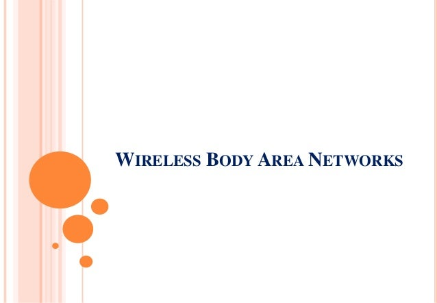 wireless body area network pdf