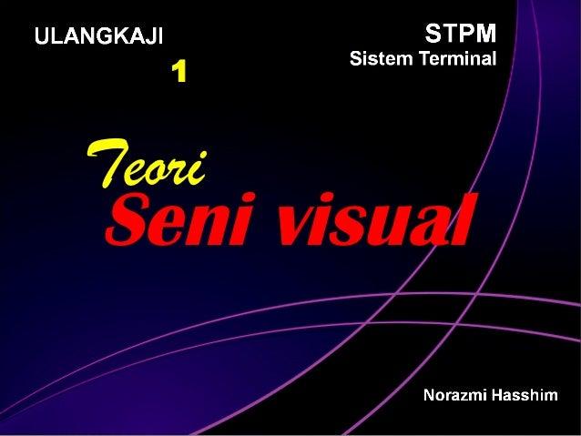 1TeoriSeni visual