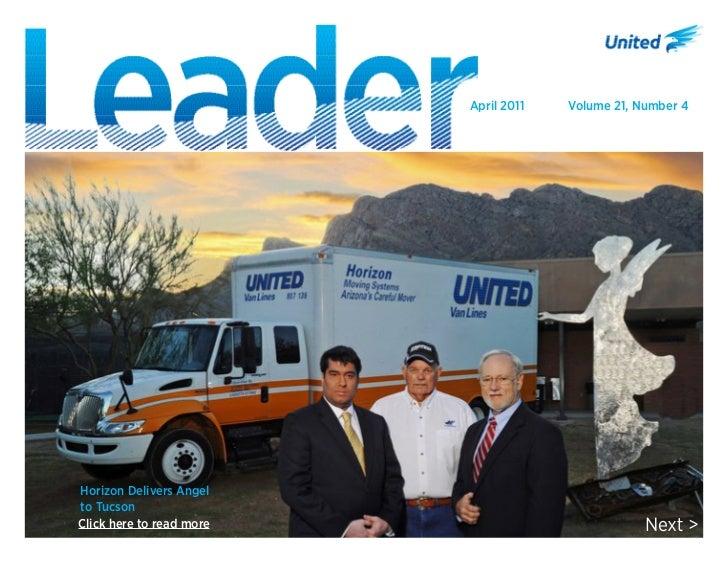 United Van Lines - Leader