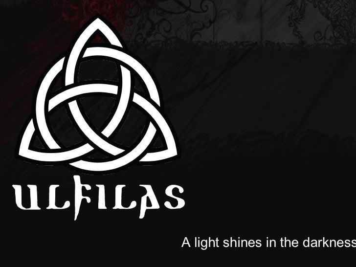 Ulfilas Liturgy