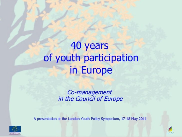 4 Decades of Youth Participation