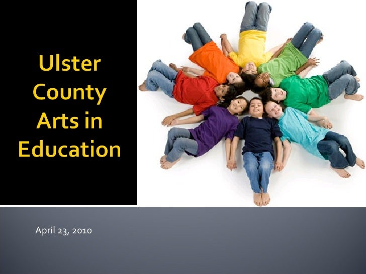 Ulster county arts in education