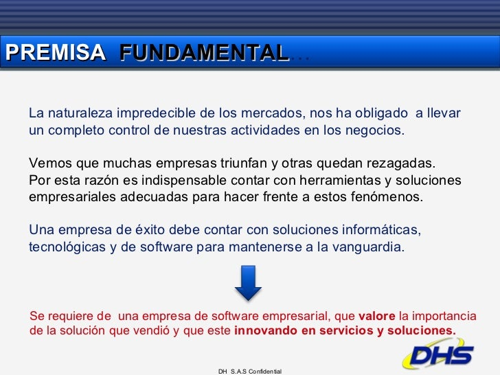 Ultima Presentacion DHS2010