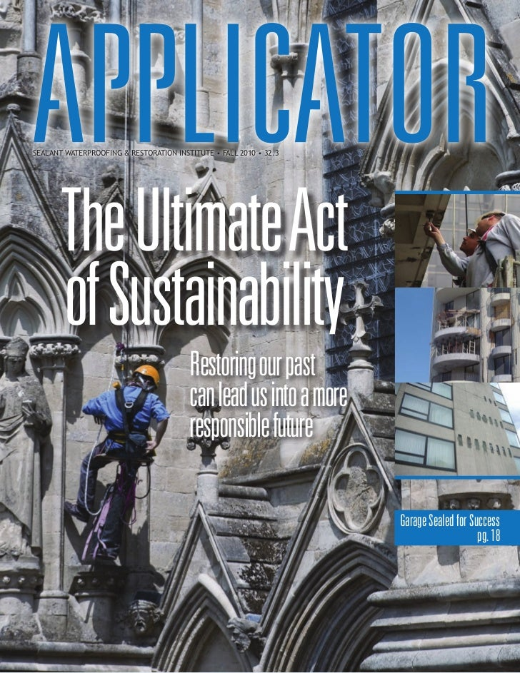 Ultimate Act Of Sustainability