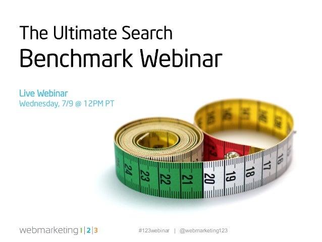 The Ultimate Search Benchmark Webinar