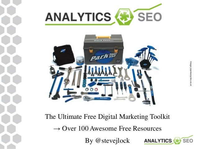 Ultimate free digital marketing toolkit