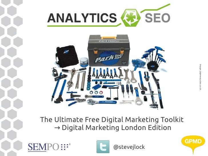 Image: jejamescycles.co.ukThe Ultimate Free Digital Marketing Toolkit    → Digital Marketing London Edition               ...