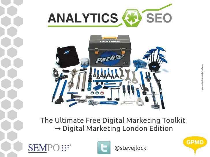 The Ultimate Free Digital Marketing Toolkit