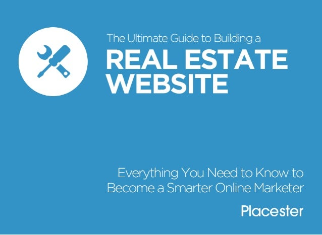 Your real estate website is more than justa website: it's the most powerful tool in yourmarketing arsenal. Look at any maj...