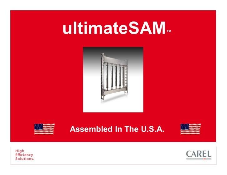 ultimateSAMAssembled In The U.S.A.