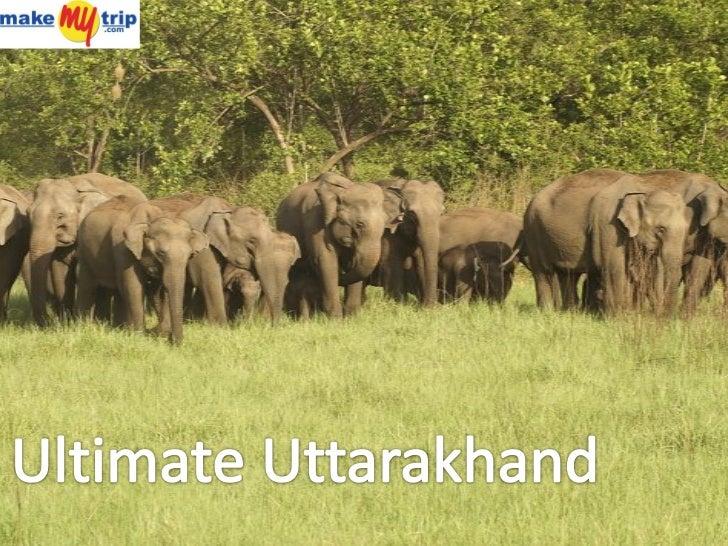 Ultimate Uttarakhand