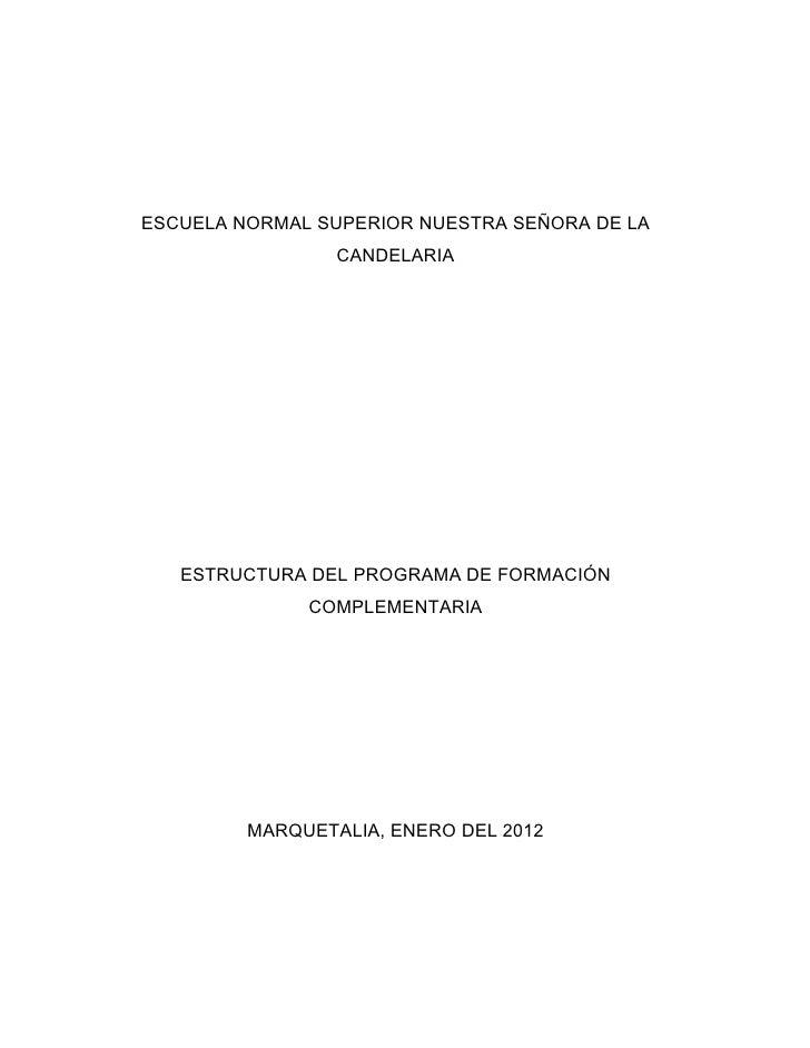 propuesta del PFC