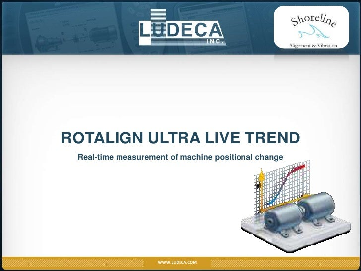 Rotalign Ultra Live Trend