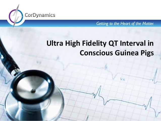 Rat  Dual  Pressure  Telemetry   1   Ultra  High  Fidelity  QT  Interval  in   Conscious  Guinea ...