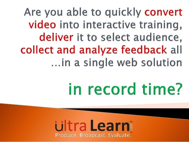  Introduction  Using Videos for Learning  Impact of Interactive Video – a Case Study  Challenges in Video-based Learni...
