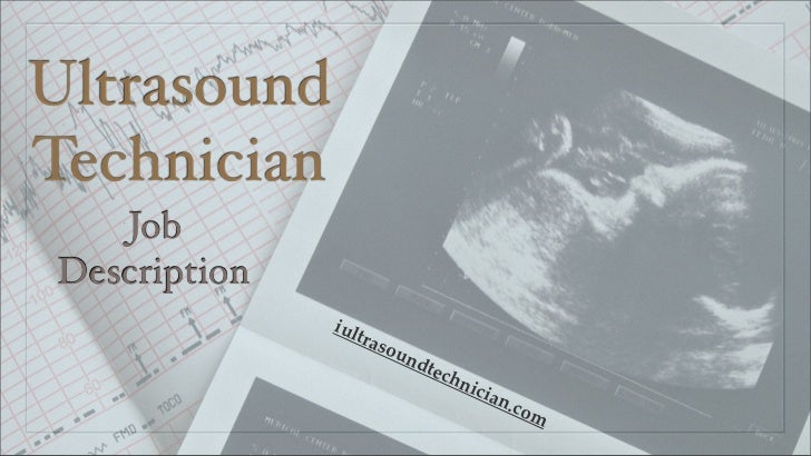 Ultrasound Technician a our