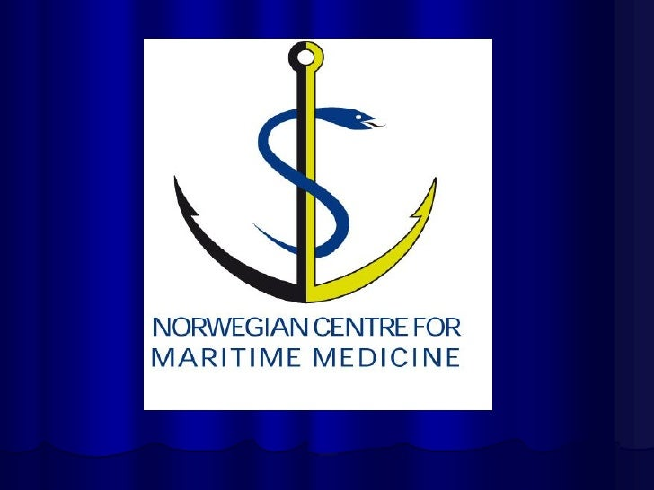 MLC 2006           The relevance of               Maritime          Occupational Health               ServicesDr. Arne J. ...