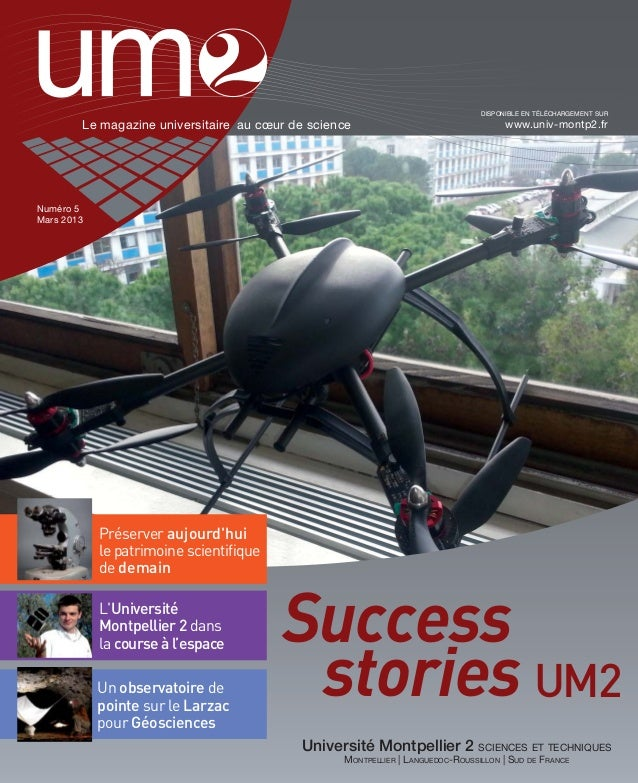 UM2 Magazine n°5 Mars 2013