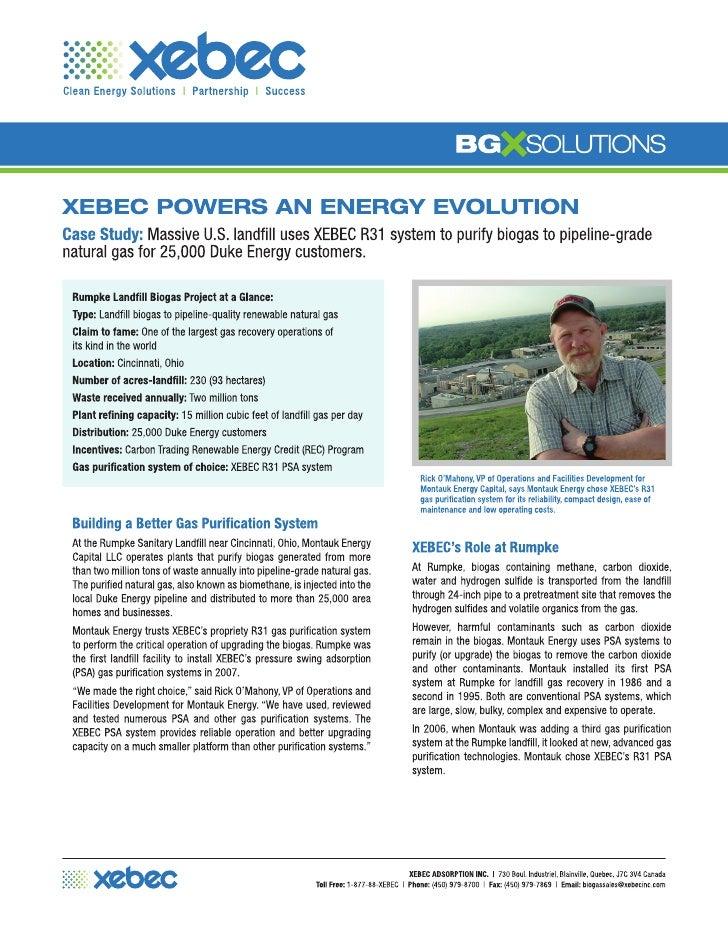Um9021 Xebec Case Study 02 Bgx Solutions