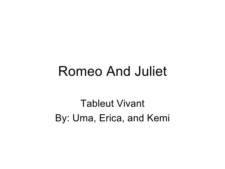 Romeo and Juliet highs and lows