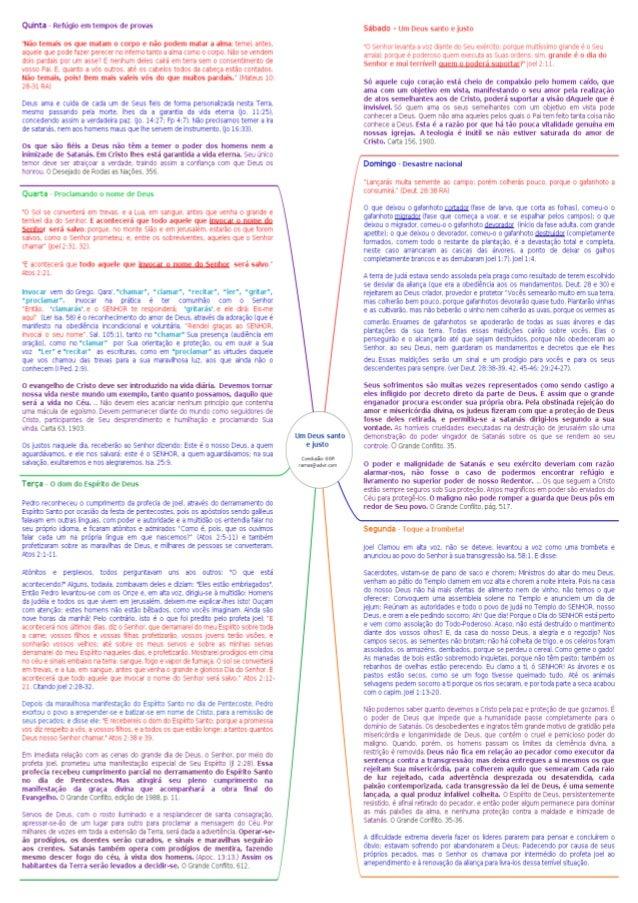 Um Deus santo e justo mapa mental_322013