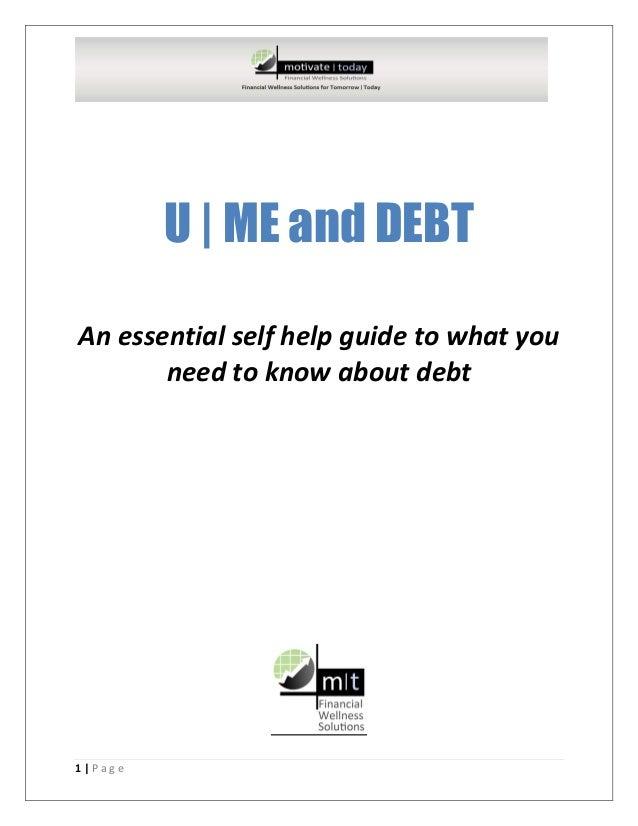 U ME and debt