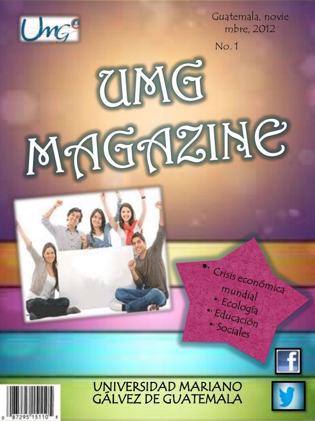 Umg magazine