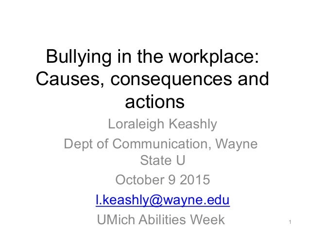 Why leaders need to care about consequences in the workplace
