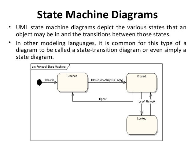 what is a state machine