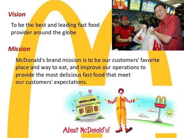 mcdonald s serving fast food around the world case study Looking for the best mcdonald's corporation swot analysis in network serving customers mcdonald's as the worst fast-food chain from a list.