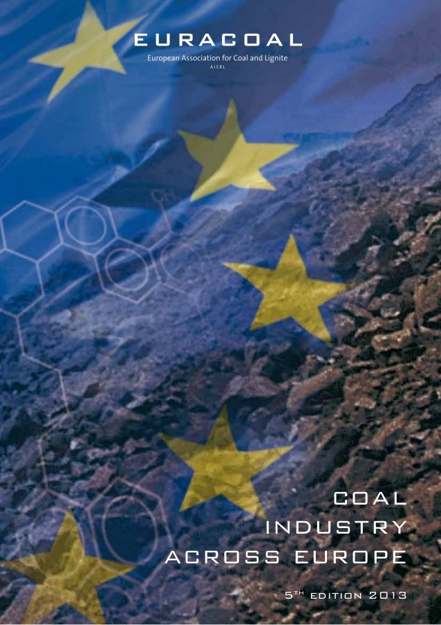 COAL  INDUSTRY  ACROSS EUROPE 5th edition 2013