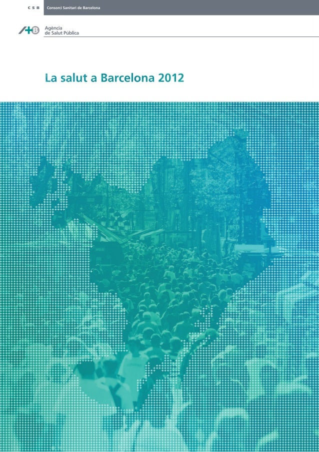 AgènciadeSalutPúblicaLasalutaBarcelona2012