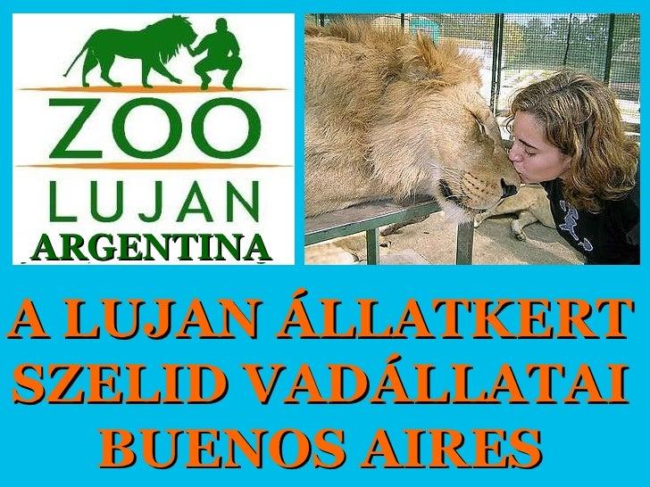 Um zoo muito peculiar na argentina