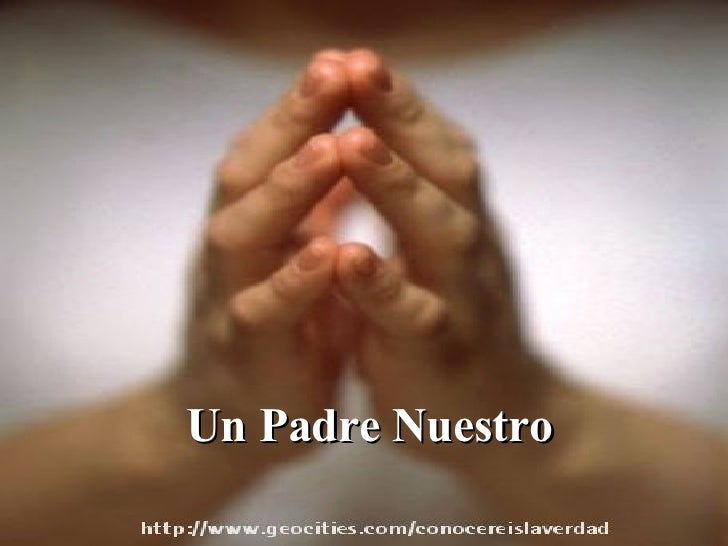 Un Padre Nuestro