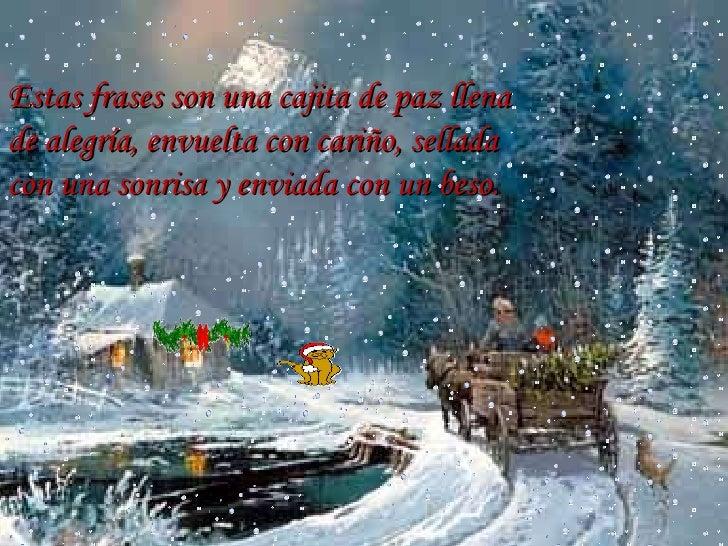 Un saludo de navidad - Saludos de navidad ...