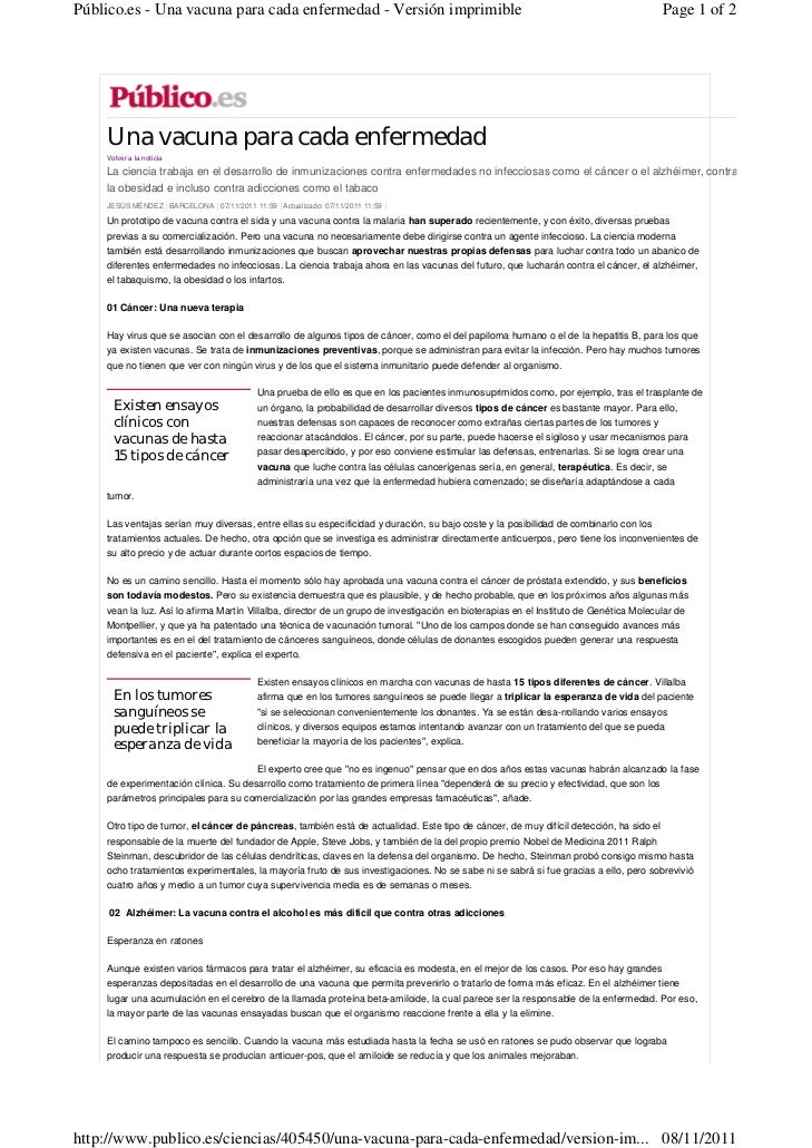 Público.es - Una vacuna para cada enfermedad - Versión imprimible                                                         ...