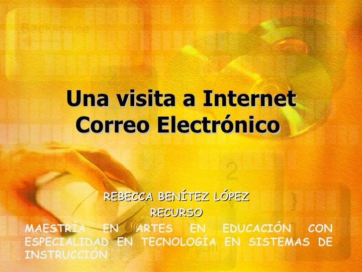 Una Visita A Internet