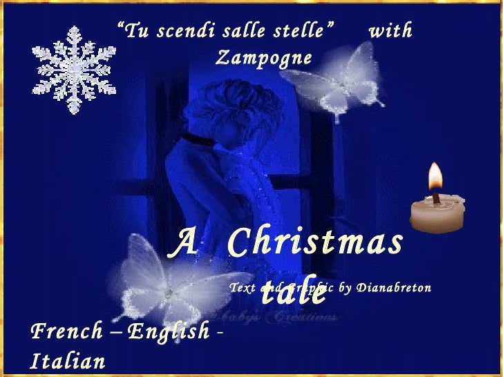 Una Favola Di Natale Gabriella[1]