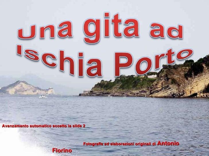 Una gita ad ischia porto