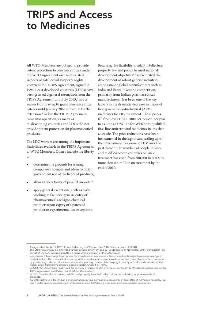 key aspect in ipr