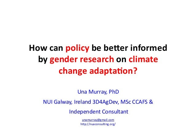 phd thesis climate change adaptation On the basis of these estimates i propose a novel way to account for adaptation to climate change without restricting attention to one in the second chapter of my thesis i study migration as an adaptation mechanism to climate change i estimate a (phd) legacy department economics.