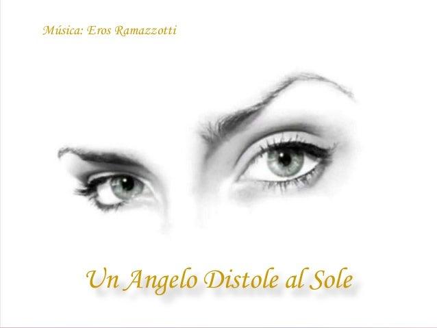 Un Angelo Distole al Sole