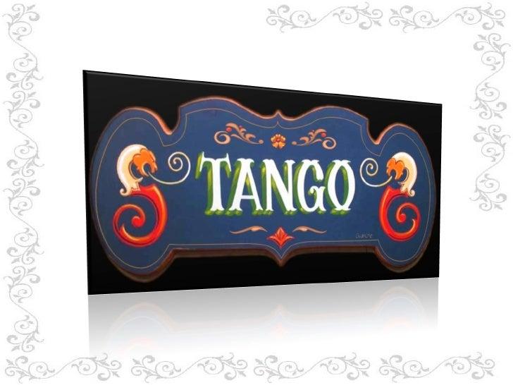 Una Ventana al Tango